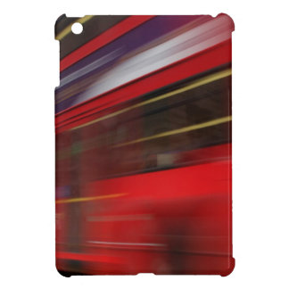 Red London  Bus Ipad mini Case