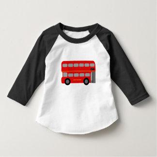 Red London Bus Tee Shirt
