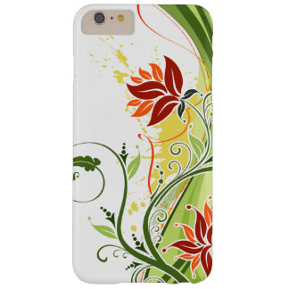 Red Lotus Love Barely There iPhone 6 Plus Case