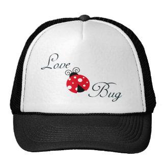 Red Love Bug - Ladybug Hat