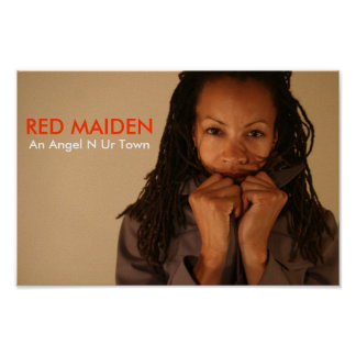 RED MAIDEN N C O POSTERS