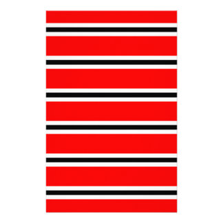 Red Manchester football bar scarf Stationery