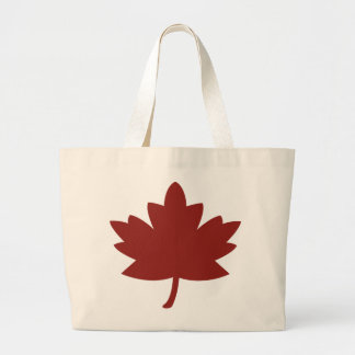 Red Maple Leaf Bags