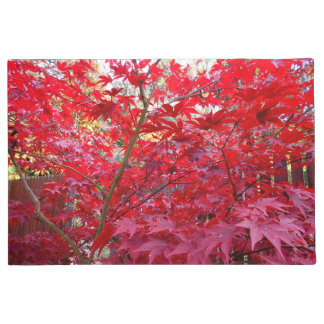 Red Maple Tree Doormat