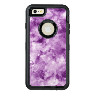 Red Marble OtterBox Defender iPhone Case