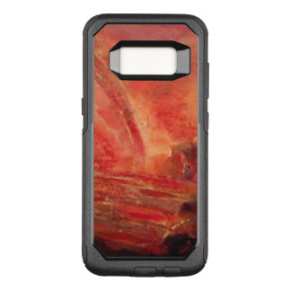 Red marble OtterBox Samsung Galaxy S8 Series Case