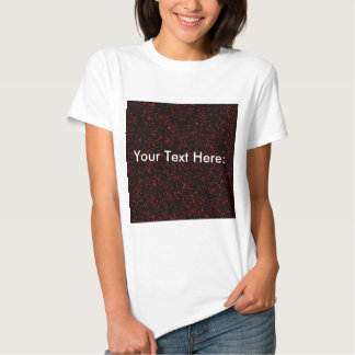 Red Marble Template Background Shirt