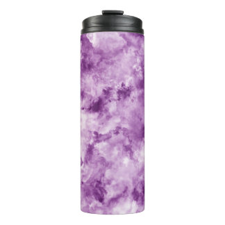 Red Marble Thermal Tumbler