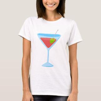 Red Martini T-Shirt