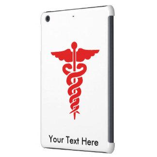 Red Medical Symbol iPad Mini Covers