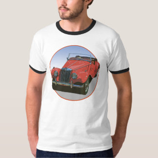 Red MG TF T-Shirt
