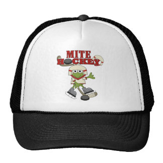 Red Mite Hockey Tshirts and Gifts Cap