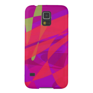 Red Monster Galaxy S5 Cases