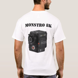 RED MONSTRO 8K T-Shirt