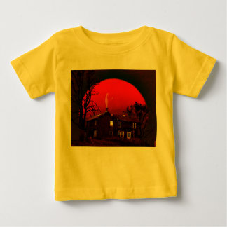 red moon baby T-Shirt