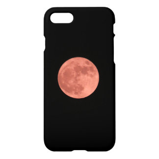 Red Moon iPhone 8/7 Case