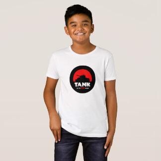 Red Moon Tank Kids' Organic T-Shirt, Natural