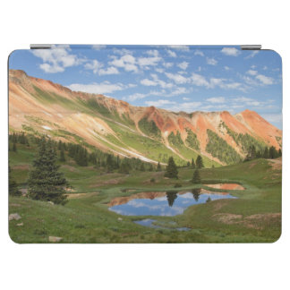 Red Mountain Reflection iPad Air Cover