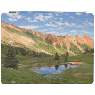 Red Mountain Reflection iPad Cover