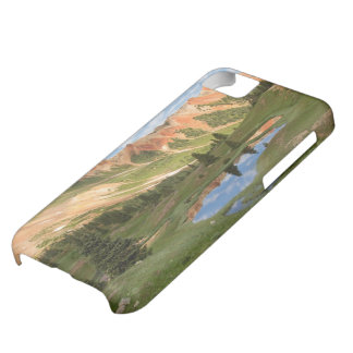 Red Mountain Reflection iPhone 5C Case