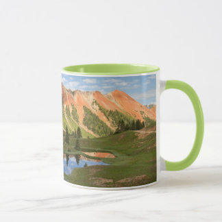 Red Mountain Reflection Mug