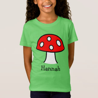 Red Mushroom T-Shirt (Child)
