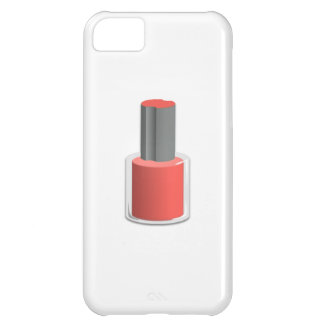 Red Nail Polish iPhone 5C Covers