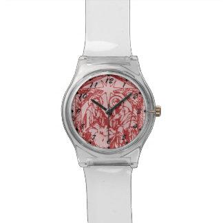 Red Nativity Wristwatches