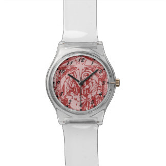 Red Nativity Wrist Watches