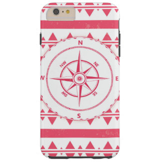 Red Nautical IPhone 6/6s Case