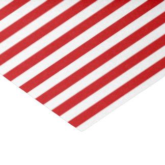 Red Nautical Stripe Gift Wrap Tissue Tissue Paper