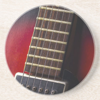 Red Neck HollowBody Guitar Pick-up Coaster