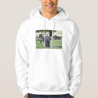 Red-necked Wallaby Hoodie