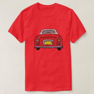 Red Nissan Figaro car t-shirt