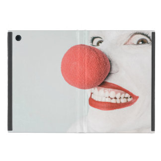 Red nose clown cover for iPad mini