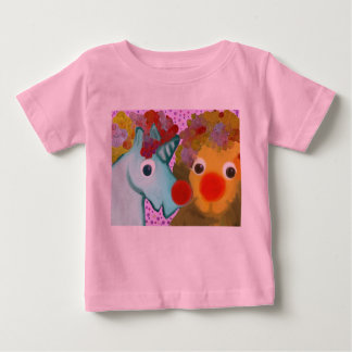Red Nose Day Baby T-Shirt