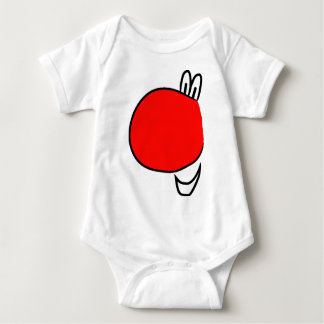 Red Nose Days Clothing Baby Bodysuit