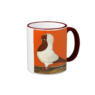 Red Nun Pigeon Ringer Coffee Mug