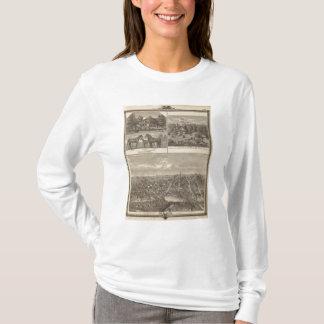 Red Oak farm & residence, Center Tp T-Shirt