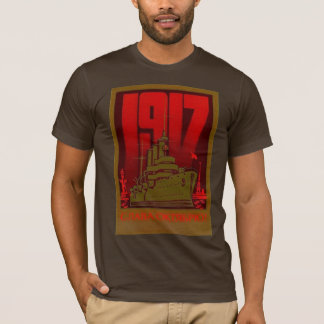 RED OCTOBER 1917 T-Shirt