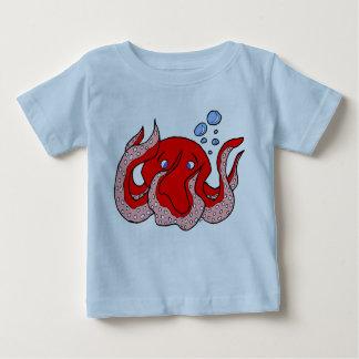 Red Octopus T-Shirt