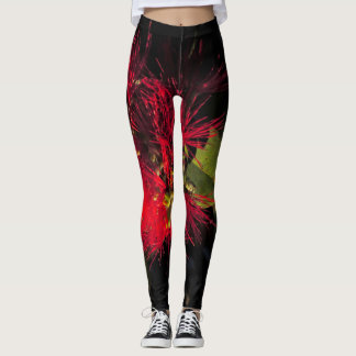 Red Ohia Leggings