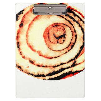 Red Onion Clipboard