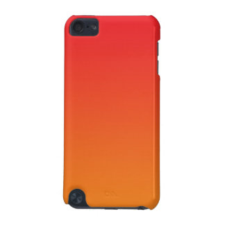 Red & Orange Ombre iPod Touch (5th Generation) Case