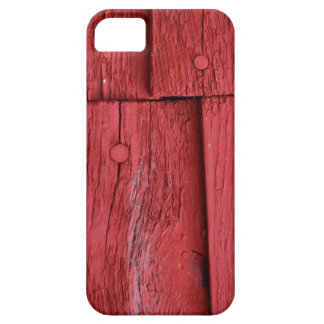 Red Paint Barely There iPhone 5 Case