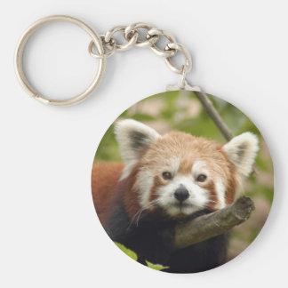 red-panda-004 key ring