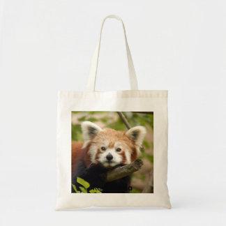 Red Panda-007, Red Panda Budget Tote Bag