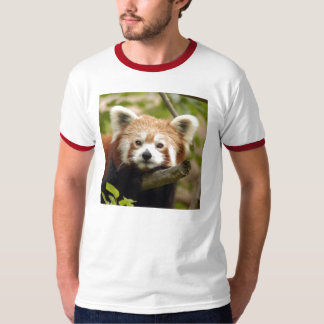 Red Panda-007 T-shirt