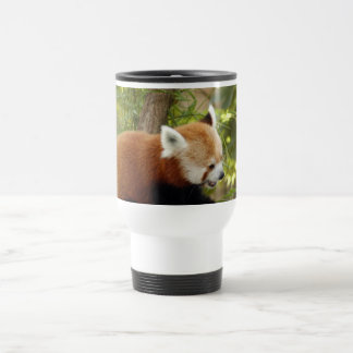 red-panda-040 travel mug