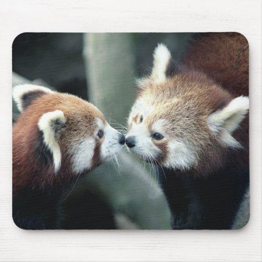 Red Panda #1-Mousepad Mouse Mat